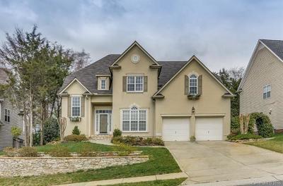 Ballantyne Meadows Single Family Home For Sale: 14015 Ballantyne Meadows Drive