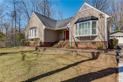 Single Family Home Under Contract-Show: 6100 Kingstree Drive