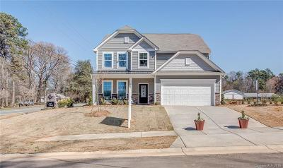 Mooresville Single Family Home For Sale: 103 Beam Drive #Lot 42