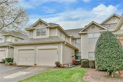 Charlotte Condo/Townhouse For Sale: 5955 Amity Springs Drive