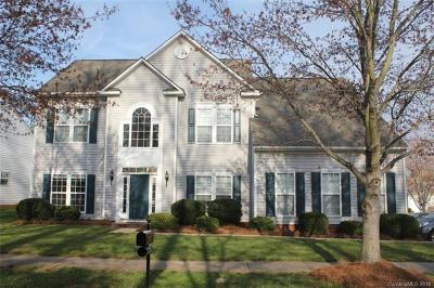 Huntersville Single Family Home For Sale: 7204 April Mist Trail