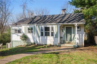 Asheville NC Multi Family Home For Sale: $349,500