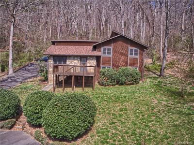 Single Family Home For Sale: 112 Little Jones Mountain