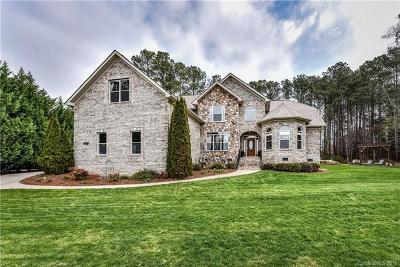 Mooresville Single Family Home For Sale: 154 Indian Trail