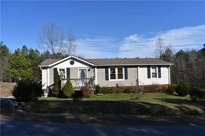 Granite Falls NC Single Family Home For Sale: $124,900