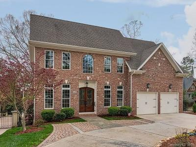 Myers Park Single Family Home For Sale: 2138 Colony Road