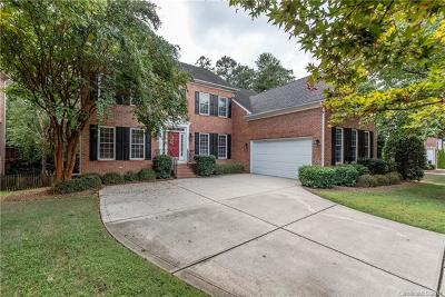 Charlotte Single Family Home For Sale: 5817 Summerston Place