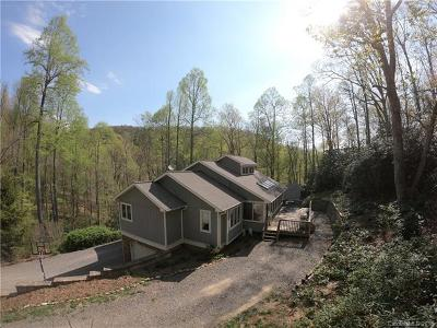 Black Mountain Single Family Home For Sale: 60 Miller Cove Road
