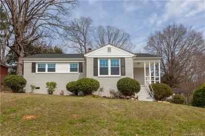 Charlotte NC Single Family Home For Sale: $292,900