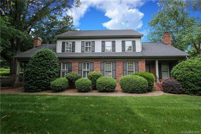 Charlotte Condo/Townhouse For Sale: 2500 Ferncliff Road