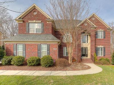 Mint Hill Single Family Home For Sale: 10308 Lemington Drive