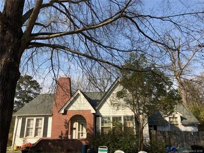 Single Family Home For Sale: 900 Chesterfield Avenue