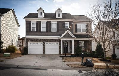 Waxhaw Single Family Home For Sale: 4316 Hampstead Heath Drive #134