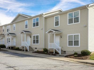 Asheville NC Condo/Townhouse For Sale: $159,900