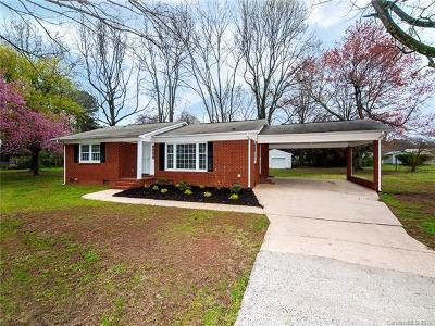Charlotte Single Family Home For Sale: 6309 Lake Drive