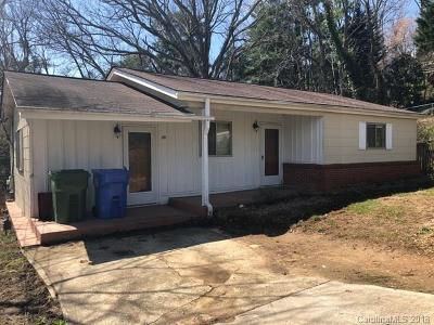 Asheville NC Single Family Home For Sale: $390,000