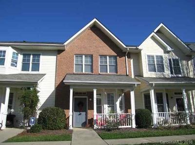 Fort Mill Condo/Townhouse Under Contract-Show: 604 Stone Village Drive