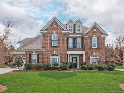 Charlotte NC Single Family Home For Sale: $539,900