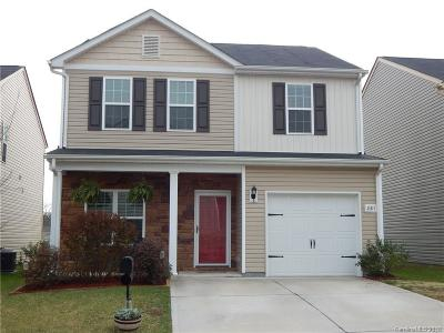 Charlotte Single Family Home For Sale: 2311 Old Goose Lane