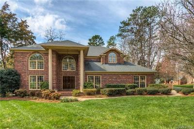 Charlotte Single Family Home For Sale: 8600 Brownes Pond Lane