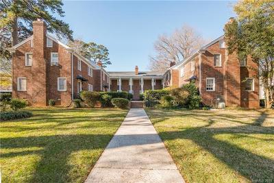 Myers Park Condo/Townhouse For Sale: 2240 Roswell Avenue #5