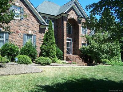 Kannapolis Condo/Townhouse For Sale: 6338 Chamar Circle