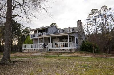 Single Family Home For Sale: 1209 Bailey Road