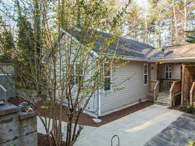 Hendersonville Condo/Townhouse For Sale: 128 Seneca Boulevard