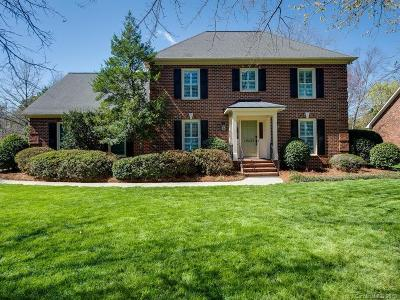 Charlotte NC Single Family Home For Sale: $525,000