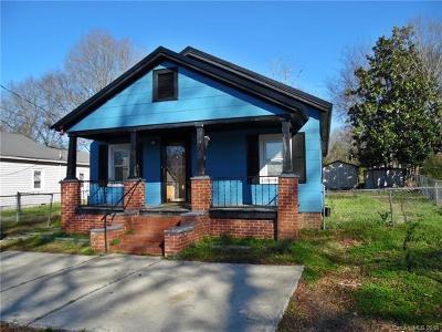 Chester Single Family Home For Sale: 110 Steinkuhler Street