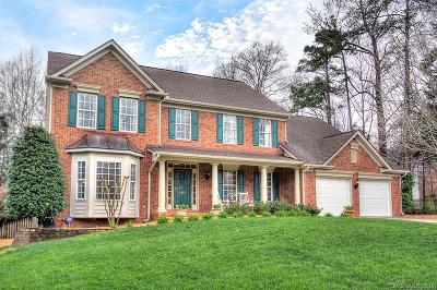 Hunter Oaks Single Family Home Under Contract-Show: 9002 Huntsmaster Place