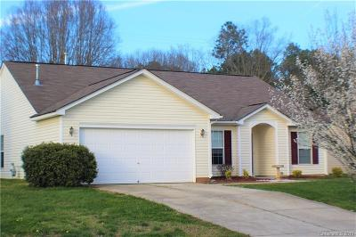 Mooresville, Kannapolis Single Family Home Under Contract-Show: 146 Pleasant Grove Lane