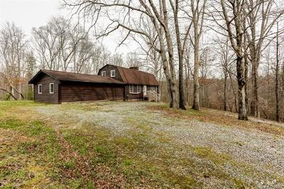 Mill Spring Single Family Home For Sale: 1933 John Shehan Road