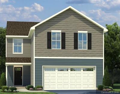Charlotte Single Family Home For Sale: 1831 Hooper Court #15
