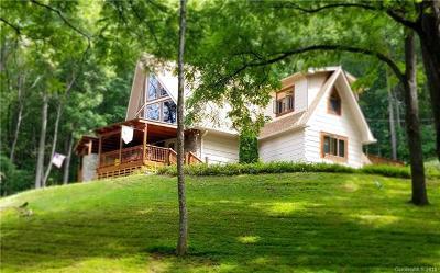 Waynesville Single Family Home For Sale: 81 Derby Lane