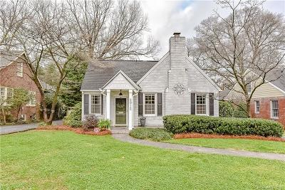 Charlotte Single Family Home For Sale: 2912 Park Road