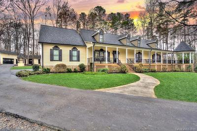Waxhaw Single Family Home For Sale: 3011 Blythe Road