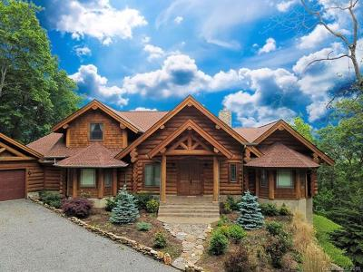 Waynesville Single Family Home For Sale: 1310 Winding Creek Drive #300