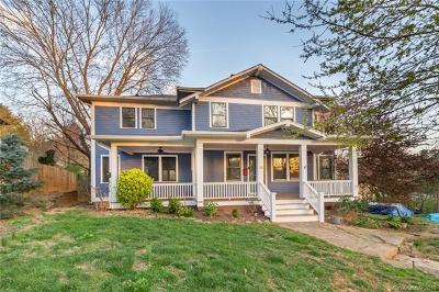 Asheville Single Family Home For Sale: 10 Norwood Avenue