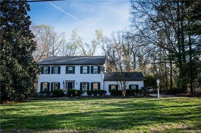Kannapolis Single Family Home For Sale: 2108 Glenwood Street