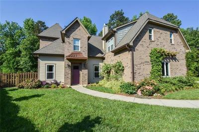 Charlotte Single Family Home For Sale: 16748 Krishna Lane