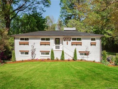 Charlotte Single Family Home For Sale: 1512 Pine Tree Drive
