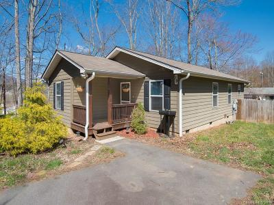 Asheville NC Single Family Home For Sale: $230,000