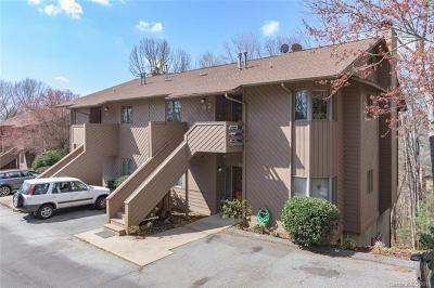 Asheville NC Condo/Townhouse For Sale: $225,000