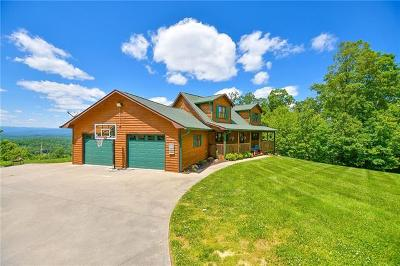 Alexander County, Ashe County, Avery County, Burke County, Caldwell County, Watauga County Single Family Home For Sale: 2830 North Face Drive