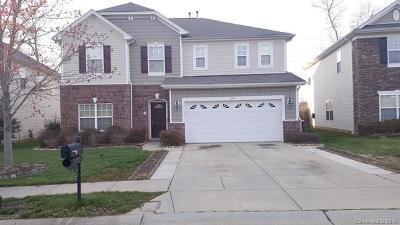 Single Family Home For Sale: 10515 Bur Oak Drive