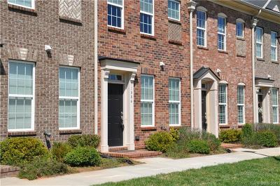 Charlotte NC Condo/Townhouse For Sale: $214,900