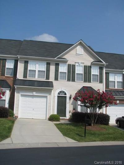 Mooresville Condo/Townhouse For Sale: 118 N Arcadian Way