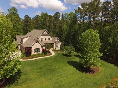 Clover, Lake Wylie Single Family Home For Sale: 4580 River Oaks Road