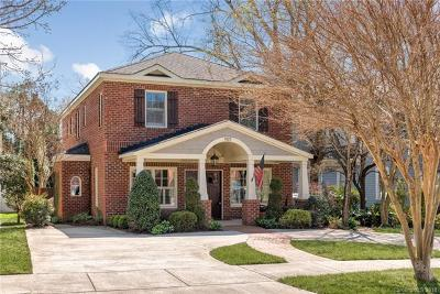 Single Family Home For Sale: 1825 Lombardy Circle
